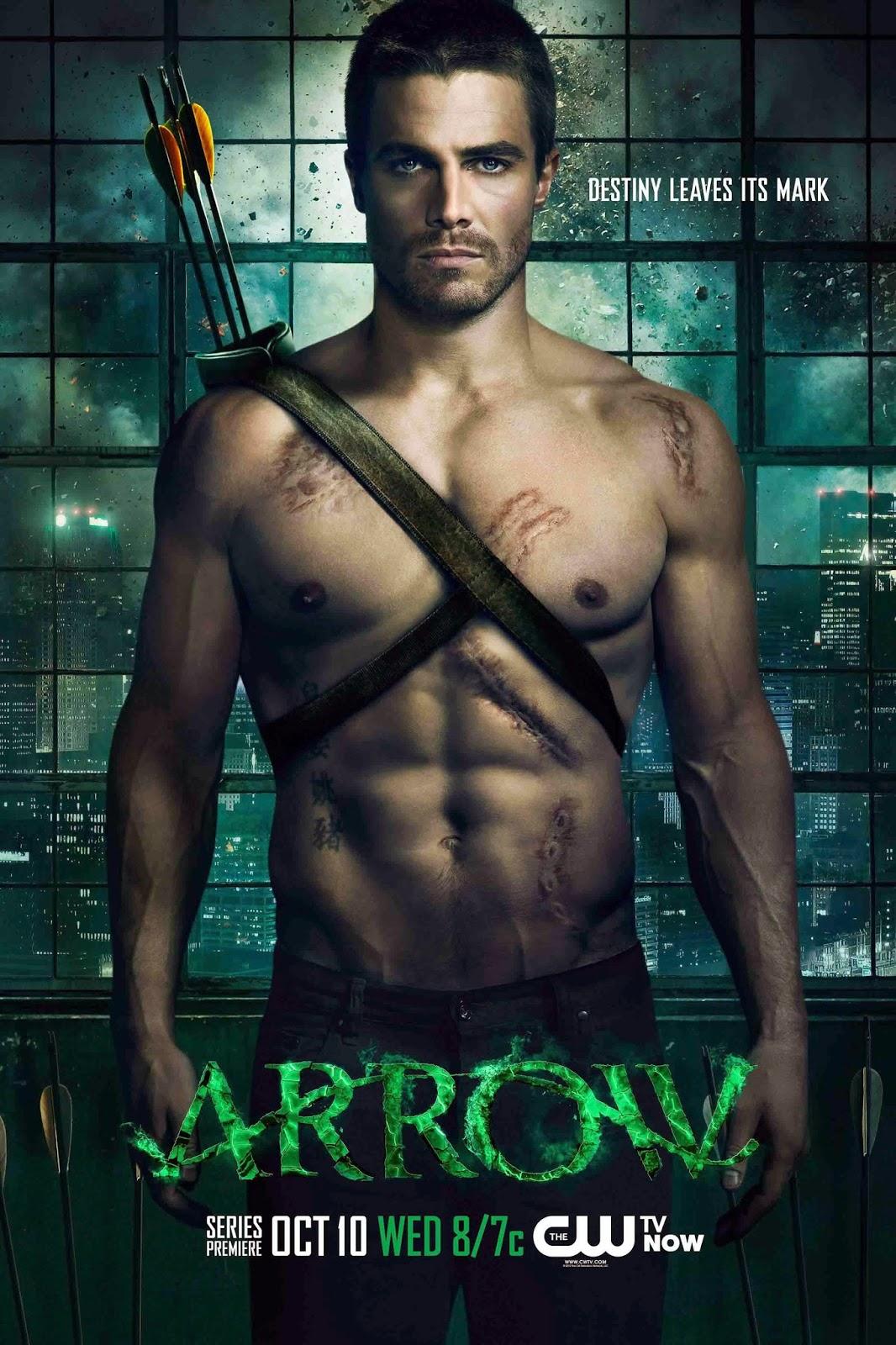 Arrow: 2ª Temporada Download