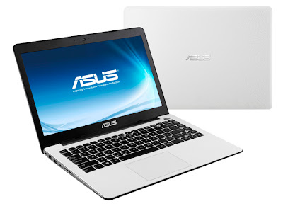 ASUS Redesigned X402 X502 Notebooks | X Series screenshot 1