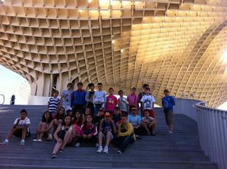 Viaje de estudios 2012-13