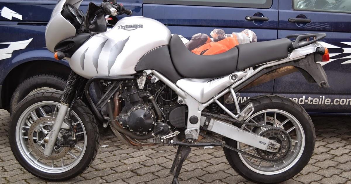 gebrauchte motorradteile schraubertipps gebrauchte teile f r eine triumph tiger 955i 709en. Black Bedroom Furniture Sets. Home Design Ideas