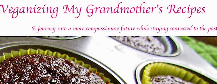 Veganizing My Grandmother's Recipes