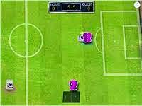 2 Kişilik Animasyon Futbol Oyunu