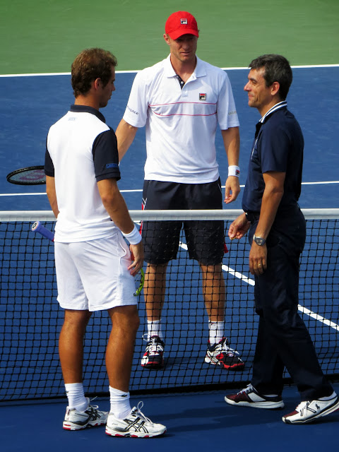 Richard Gasquet Dmitry Tursunov 2013 US Open