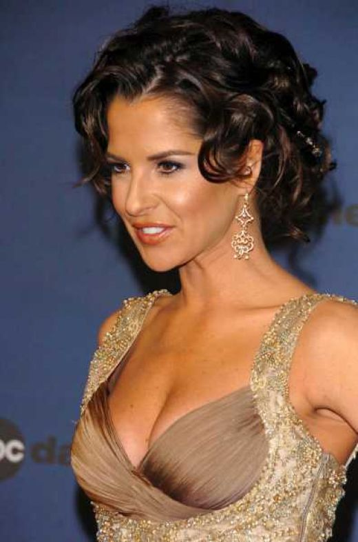 Hairstyles For Short Hair Tied Up : short_curly_black_hairstyles_neatly-tied-up-short-curly-hair-cuts.jpg