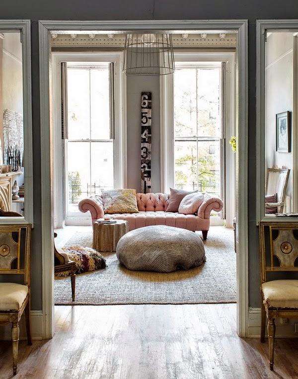 eclectic interiors/lulu klein