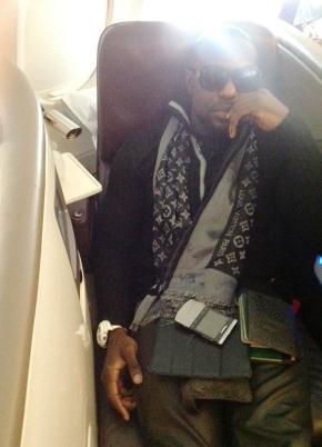 jim iyke private jet