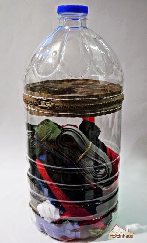 steffies hexenhaus flaschenbox oder was tun mit einer. Black Bedroom Furniture Sets. Home Design Ideas