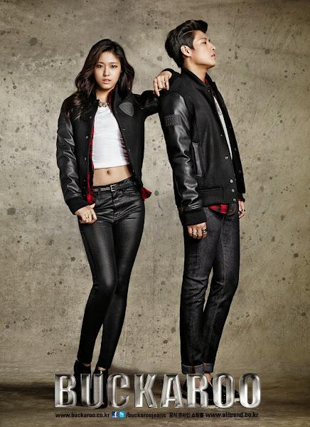 AoA Seolhyun Kang Haneul Buckaroo