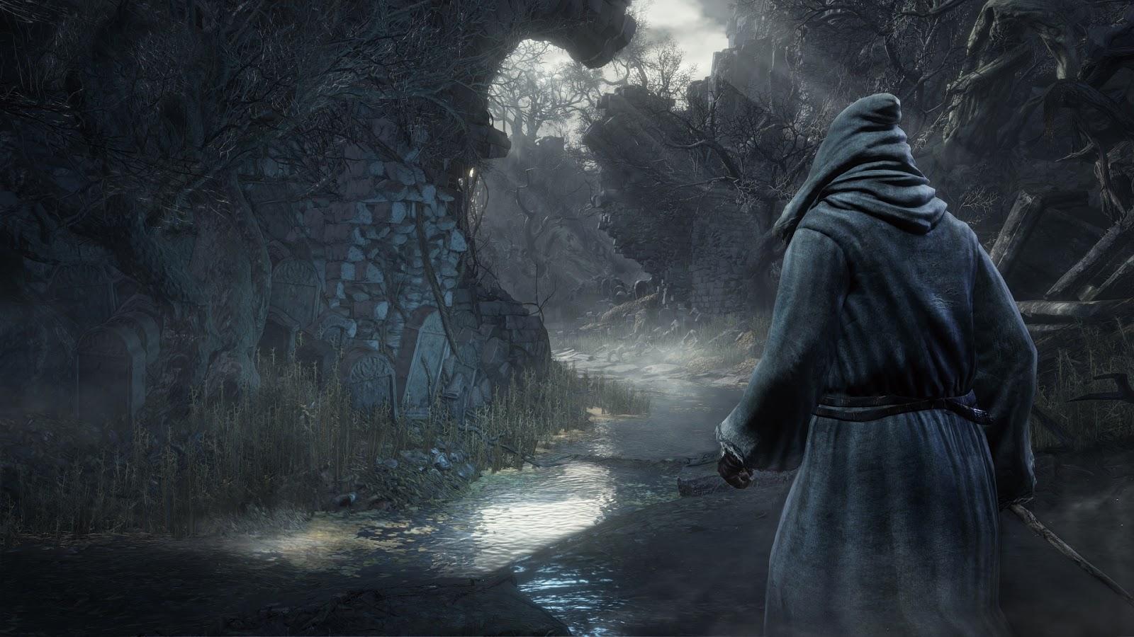 Dark Souls III screenshot №1