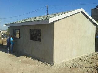 moladi donation house on Madiba Day