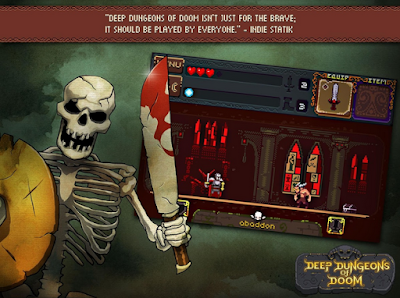 Deep Dungeons of Doom 1.0 Apk 3