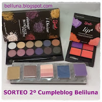 Sorteo 2º Cumpleblog Beliluna (Cerrado)