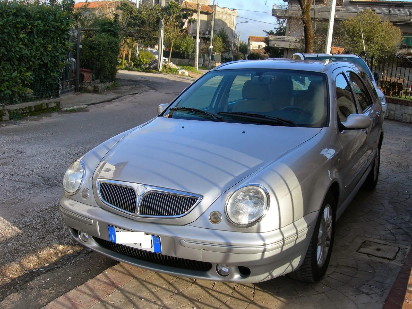 Lancia Lybra 1.9 Jtd 190.000 km Unico prop. Anno 2004