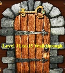 100 Doors Brain Teasers Level 11 12 13 14 15 Explanation