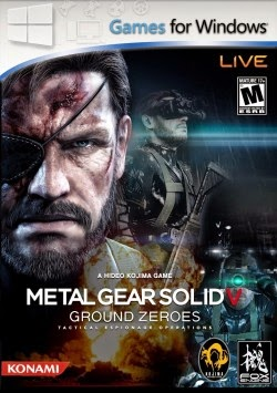 download metal gear solid v ground zeroes codex pc games full version crack single link
