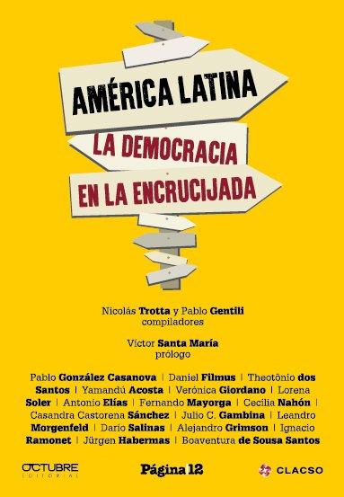 América Latina: la democracia en la encrucijada