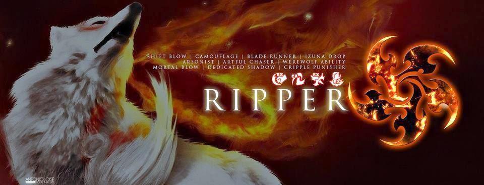 ripper dragon nest