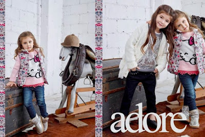 Kids Breakout Winter Collection 2016-2017 | Kids Breakout Look Book A-W 2016