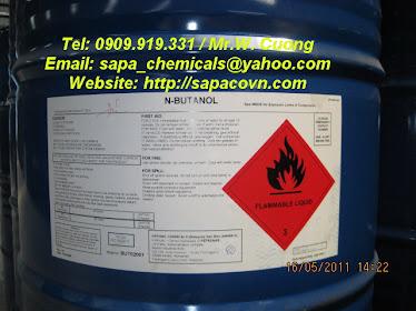 N-BUTANOL - n-butyl alcohol (nBA)