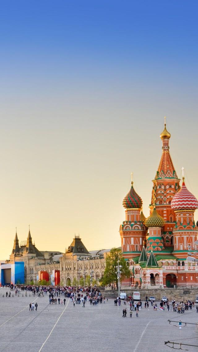 Москва заставка на айфон