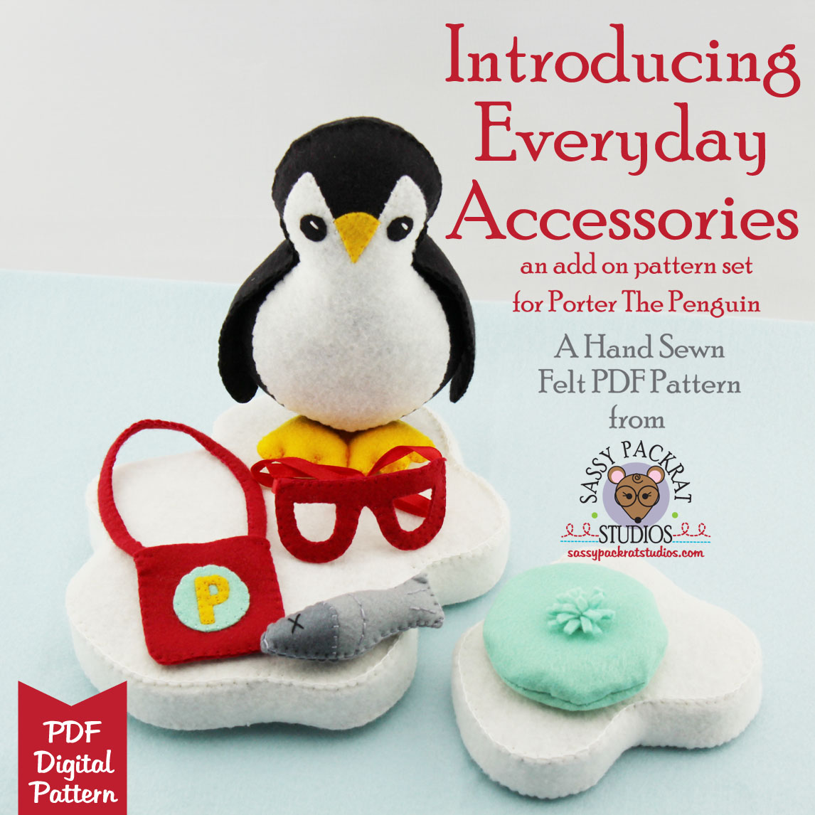 Everyday Accessories Pattern Set