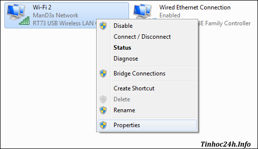 cách phát wifi trên windows 8