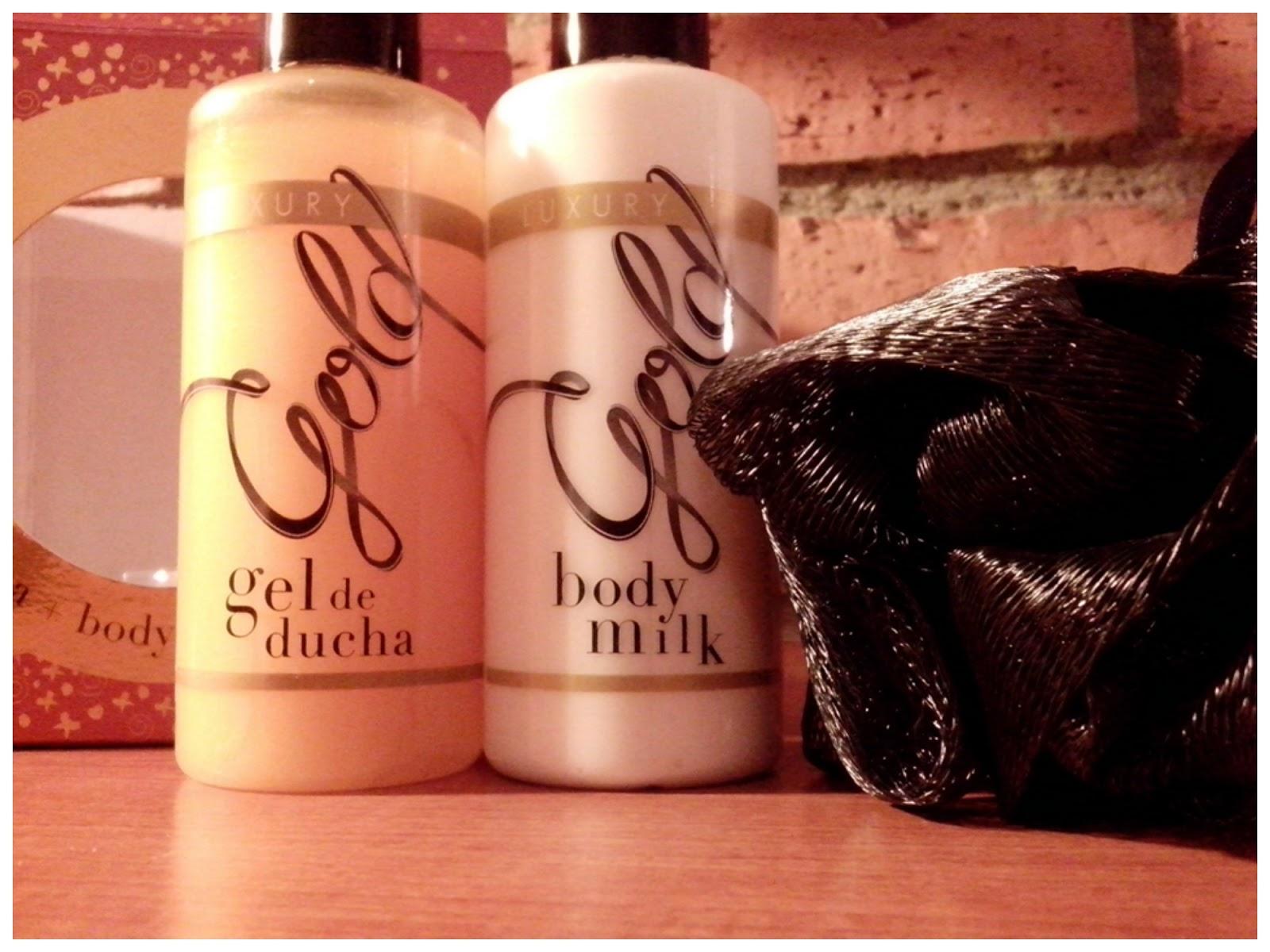 Deliplus gel ducha body milk