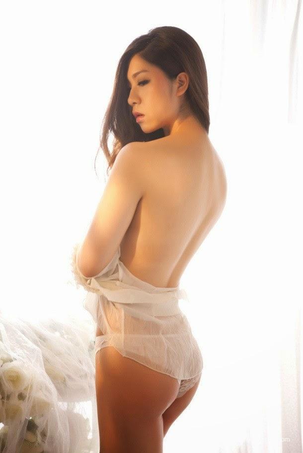 Hoa hậu khỏa thân vì môi trường 9