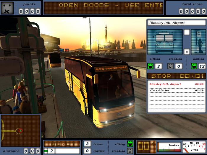 Download Game Bus Driver PC Gratis