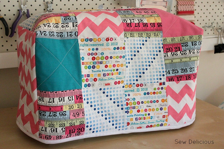 Sewing Machine Covers - Sew Delicious