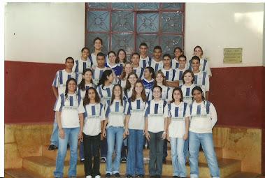 TURMA: 07 FORMANDOS 2001