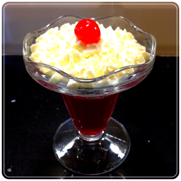 Meanderings Of A Meanderer: Trifle ... à la Slimming World