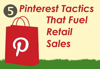5 Tactics small businesses can Drive More traffic From Pinterest [infographic]