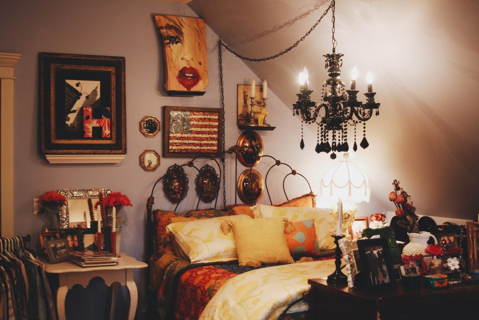 A Look Inside My Room | Styles by Hannah Riles