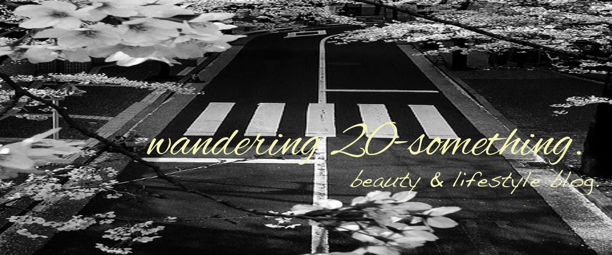 Wandering 20-Something