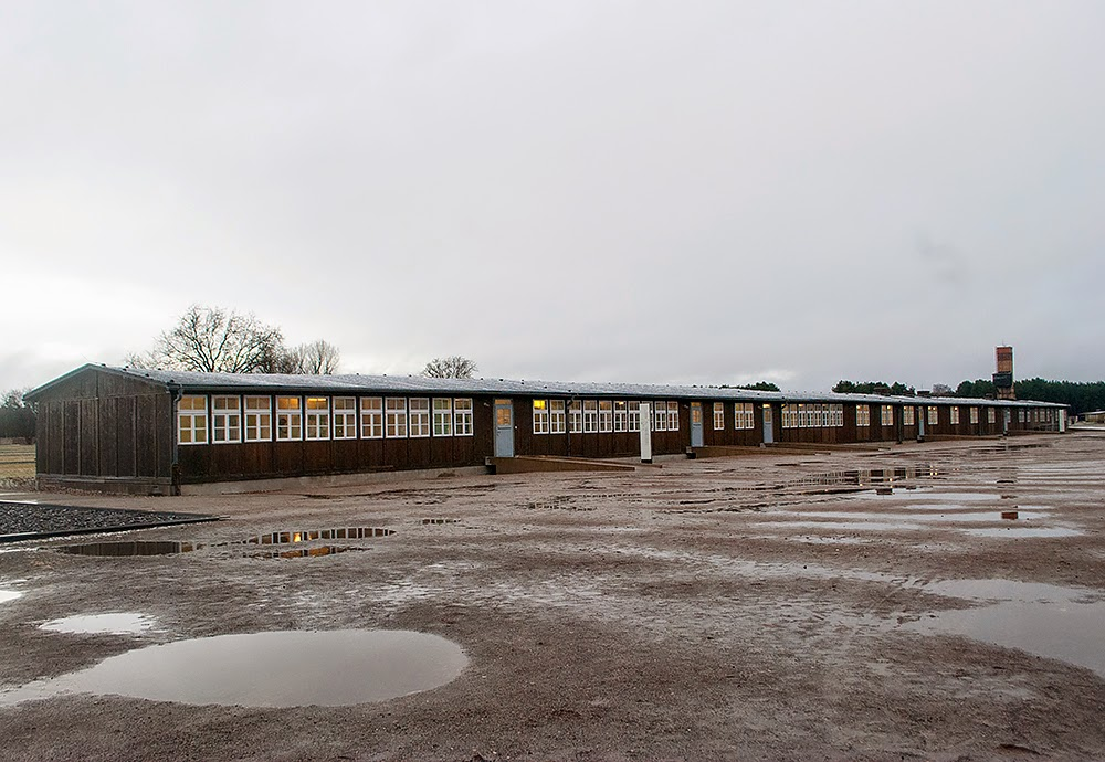 Sachsenhausen bunkers