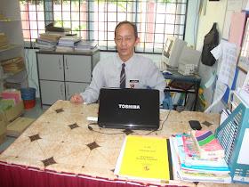 SELAMAT  BERSARA  CIKGU RADZUAN  MOHD NOR, PK. PETANG PADA  21 JUN 2012