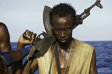Barkhad Abdi - Capitão Phillips