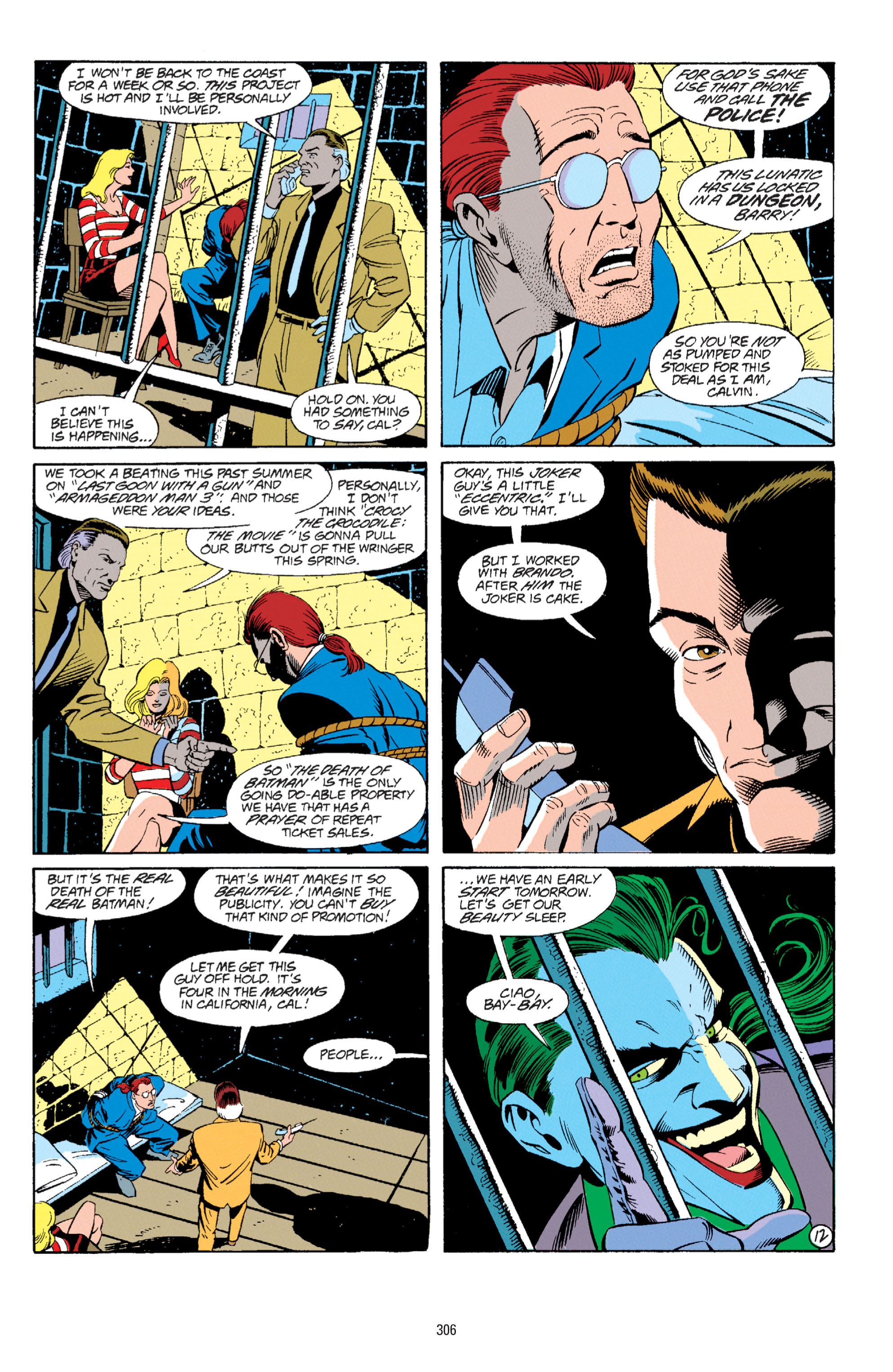 Detective Comics (1937) Issue #671 Page 13