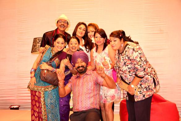 Kareena visits the sets of 'Taarak Mehta Ka Ooltah Chashmah' Taarak Mehta Ka Ooltah Chashmah Cast