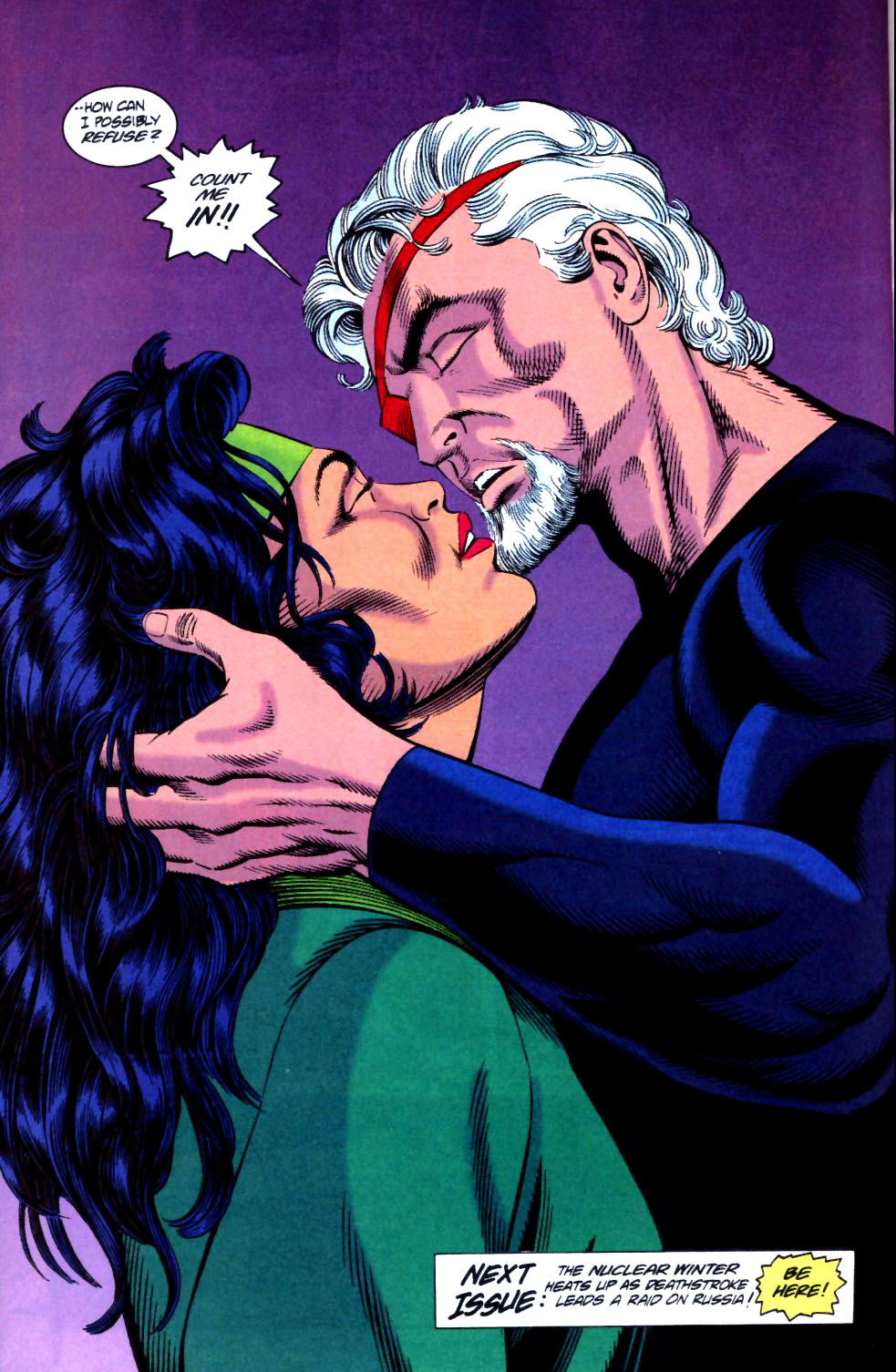 Deathstroke (1991) Issue #18 #23 - English 25