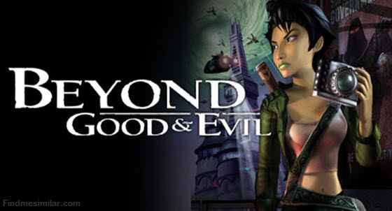 Beyond Good and Evil poster