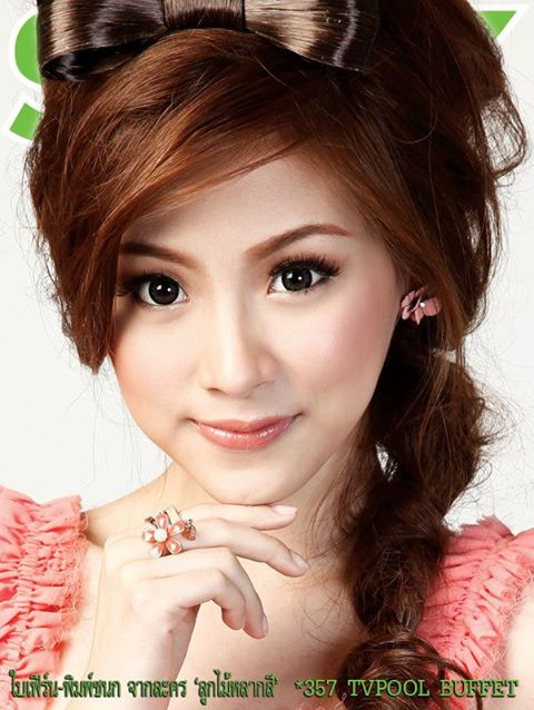 Meet the Beautiful Baifern Pimchanok