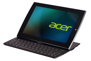 Acer sliding tablet