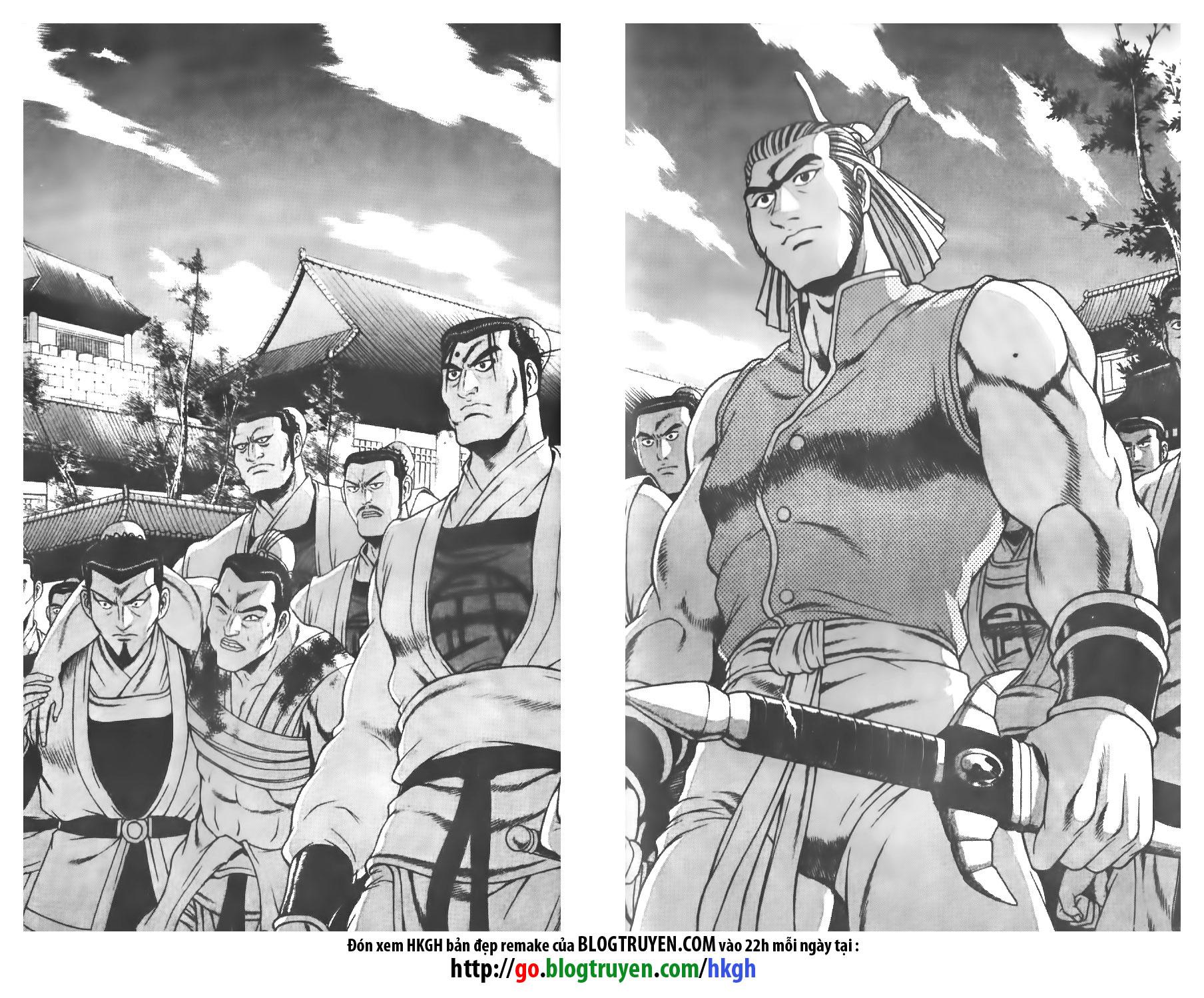 Hiệp Khách Giang Hồ chap 191 page 16 - IZTruyenTranh.com