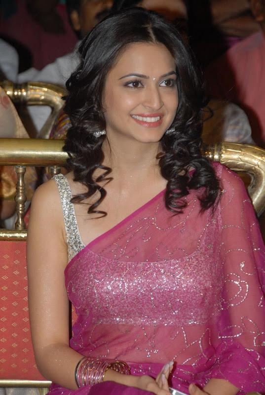 Pawan Kalyans Upcoming Actress Kriti Kharbanda In Hot Saree Stills Photos wallpapers