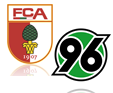 Live Stream FC Augsburg - Hannover 96