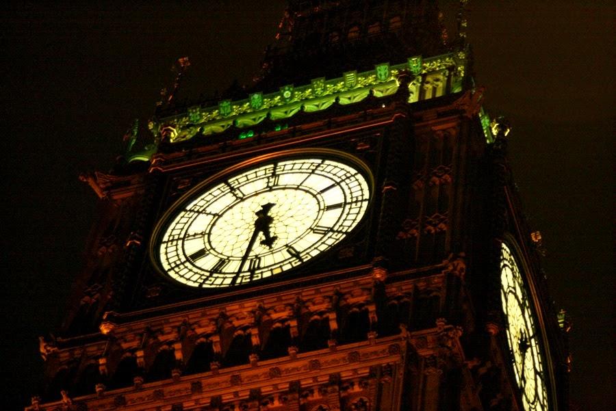 LONDON TRIP IN DECEMBER