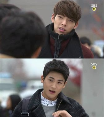 10 Momen Terbaik dari Drama Korea 'The Heirs' Episode 16