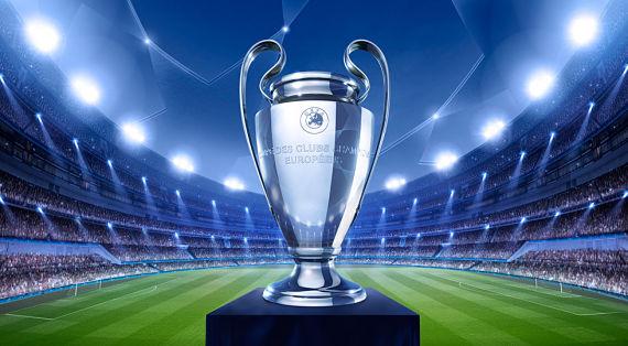 Trofeo Copa de Europa - Champions League